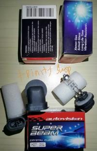 Halogen H27 Autovision 27w Super Beam