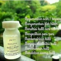 JAFRA ROYAL JELLY CONCENTRAT