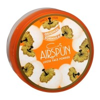COTY AIRSPUN LOOSE FACE POWDER , TRANSLUCENT EXTRA COVERAGE