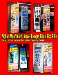 Remote TV Universal Joker / Remote TV Multi Joker