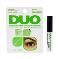 DUO Brush On Adhesive CLEAR With Vitamins (5g) (Green)