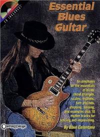 buku gitar Essential Blues Guitar Lessons