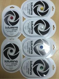 Lolumina Soft Release Button