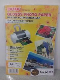 Kertas Foto Glossy A4 Joyko
