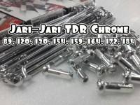 Jari-Jari TDR Chrome 89 ~ 184