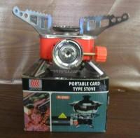 Kompor Mini Portable Card Type Stove