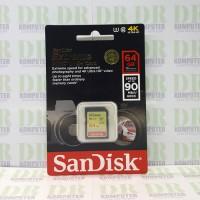 Sandisk SDHC EXTREME UHS-1 U3 4K - 64GB (SDSDXNE-064G)