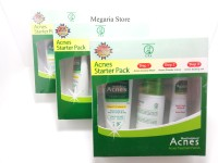 Acnes Starter Pack 3in1 Treatment Series