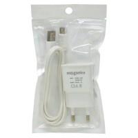USB Charger Wellcomm Moganics 1A + Kabel