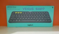LOGITECH KEYBOARD BLUETOOH K380 / WIRELESS K 380 MULTI DIVICE