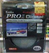 filter uv 62mm kenko