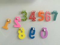 3d magnet kulkas baby angka number 1 0