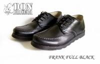 Sepatu Dondhicero Frank Low Boots Kulit Pria Original