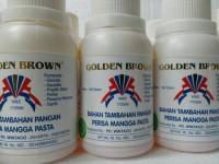Golden Brown Perisa Mangga Pasta 100g