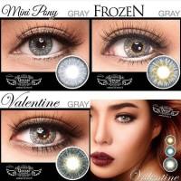 Softlens Miss Pony Gray, Frozen Gray & Valentine Gray