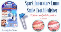 Pemutih gigi Luma Smile teeth polish whitener pembersih plak karang