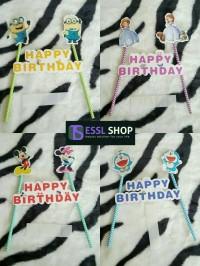 Topper cake karakter by ESSLSHOP2