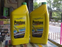 PRESTONE Antifreeze Radiator COOLANT - 1 Liter - 100% ORIGINALE