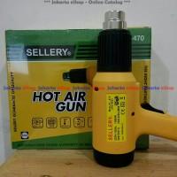Heat Gun / Hot Air Gun / Hot Gun Sellery HG-500