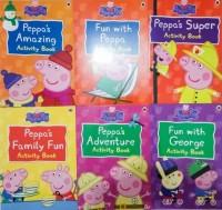 BK022 Peppa Pig Activity Book