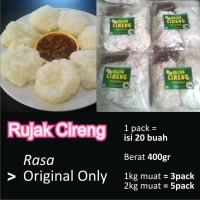 Rujak Cireng - Original Taste, Cemilan Tanpa Pengawet
