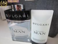 BELI 1 GRATIS 1 PARFUM IMPORT BVLGARI MAN WHITE / Parfum pria