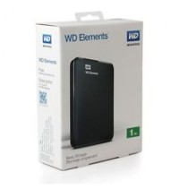WD Elements 2.5
