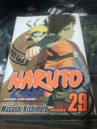 Komik Naruto english versi no 29