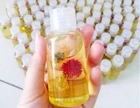 natural green raspberry cleansing oil double cleanser korea