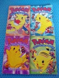 Bursa Komik 2nd Komik Pokemon Kisah Pikachu yg menggetarkan