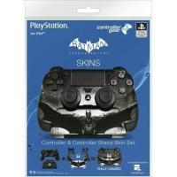 PS4 CONTROLLER STAND STICKER SET: Batman Arkham Knight