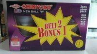 Lampu Led Shinyoku new ball 7w (Buy 2 get 1)