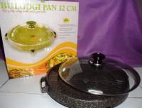 BULGOGI PAN 32 CM ALAT PANGGANG BAKAR PANCI GRILLER GRIL GRILL PAN
