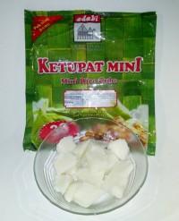 KETUPAT BANTAL MINI Rice Cube Adabi Isi 30 Bungkus