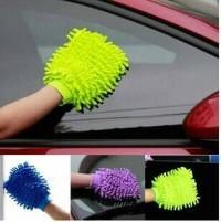 lap sarung tangan mikrofiber / sarung tangan cendol