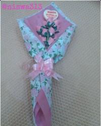 Buket Cokelat Bunga mawar /kado unik lucu n murah