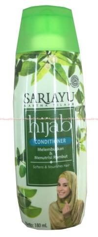 Sariayu Hijab Conditioner untuk ber jilbab 180ml