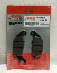 KAMPAS REM CAKRAM BELAKANG / DISPAD YAMAHA JUPITER MX NEW ORIGINAL