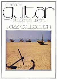 Buku Gitar Classical Students Library Jazz Collection