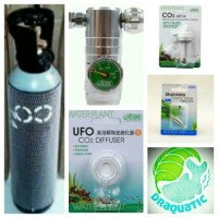 harga Aquascape - paket tabung co2 5kg precise ufo s Tokopedia.com