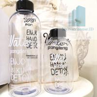 PONGDANG Bottle 600 ml Authentic Korean Bottle Water Botol minum hits
