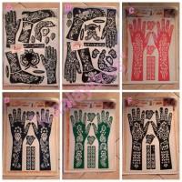 cetakan henna