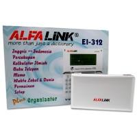 Kamus Elektronik Bahasa Inggris / Kalkulator DIgital Alfalink EI-312