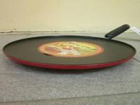 alat pemanggang serbaguna SUPRA round grill pan 30cm