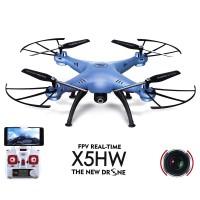 NEW SYMA X5HW Wi-Fi FPV HD Camera High Hold Mode 4CH 6-Axis Gyro Drone