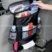 Auto Car Seat Organizer / Rak Gantungan Jok Mobil Penahan Panas Dingin