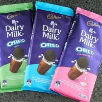 Cadbury Dairy Milk Oreo 180 gr