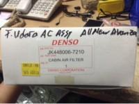 Filter AC / Kabin Toyota Avanza Veloz + Housing [ Denso ] 60113