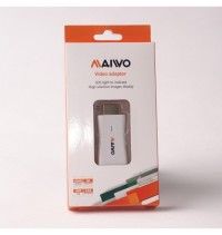 MAIWO HDMI to VGA Video Audio Adapter w/ Mini / Micro HDMI Adapters - Best Quality - KCB005