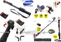 Tongsis YUNTENG YT-1288   Bluetooth   Mini Tripod